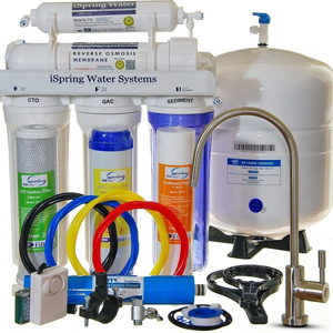 iSpring RCC7 Certified Under Sink Review