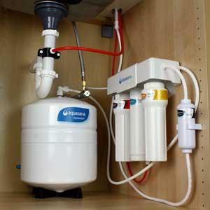 Aquasana OptimH2O Reverse Osmosis Fluoride Review